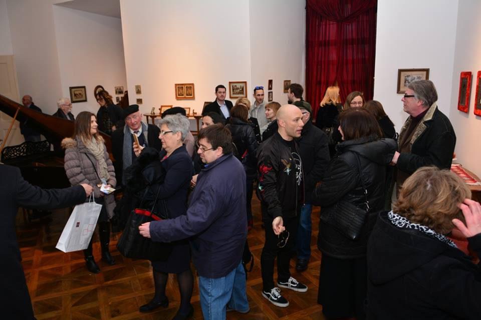 Svečano otvorena izložba Valpovački vlastelini Prandau-Normann