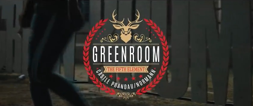 Greenroom 2017.