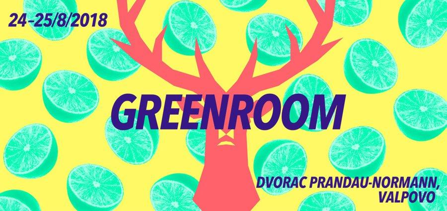 greenRoom festival 24. i 25. kolovoza 2018.
