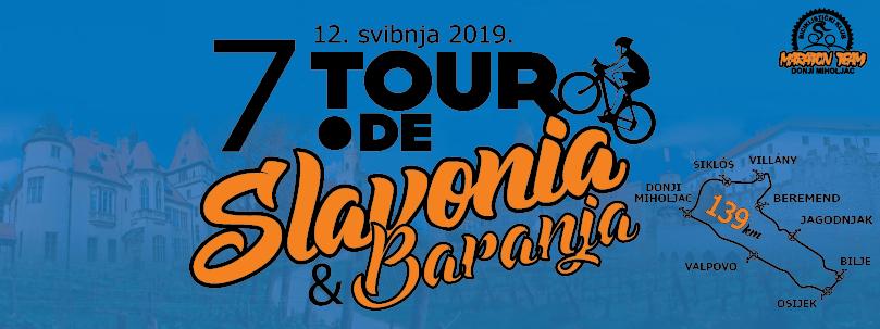 7. TOUR DE SLAVONIA I OVE GODINE U VALPOVU!