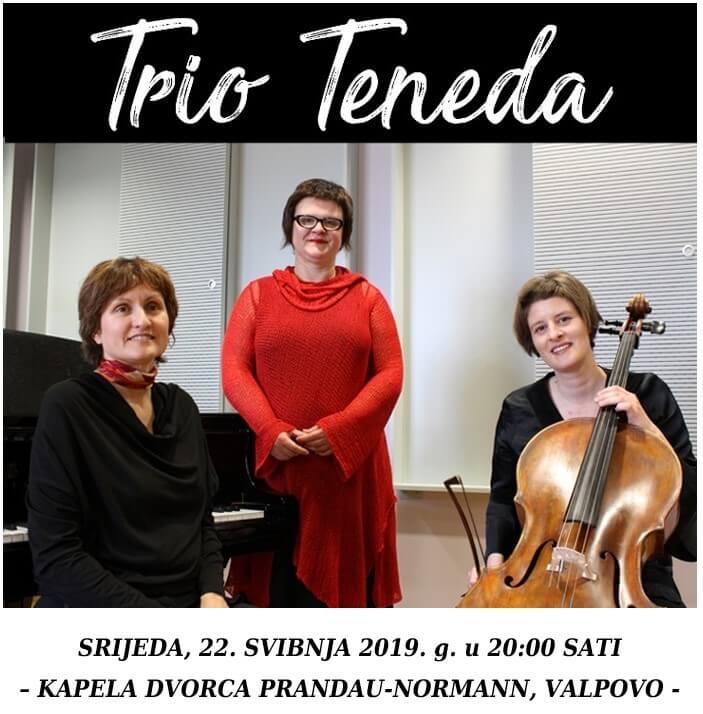 """KONCERT – """"TRIO TENEDA"""""""