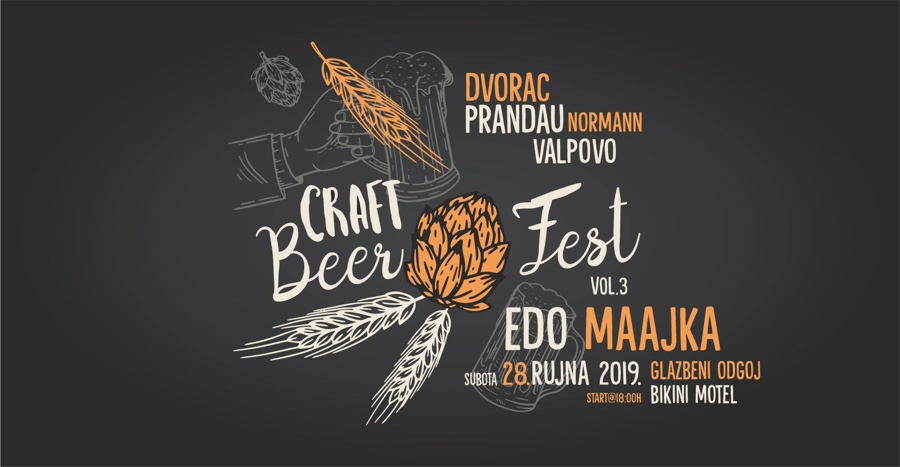 VALPOVO CRAFT BEER FESTIVAL 2019.