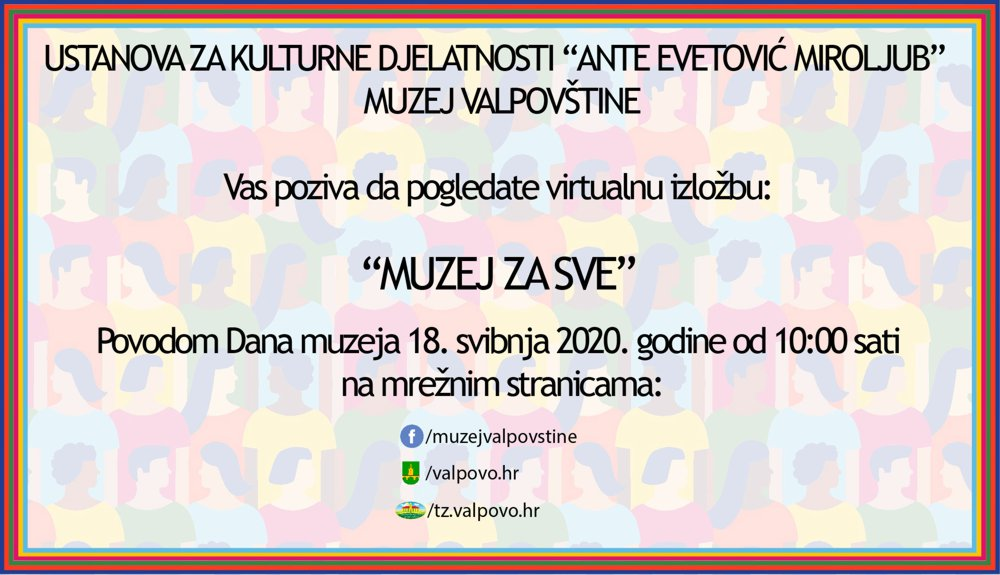 Međunarodni dan muzeja – virtualna izložba