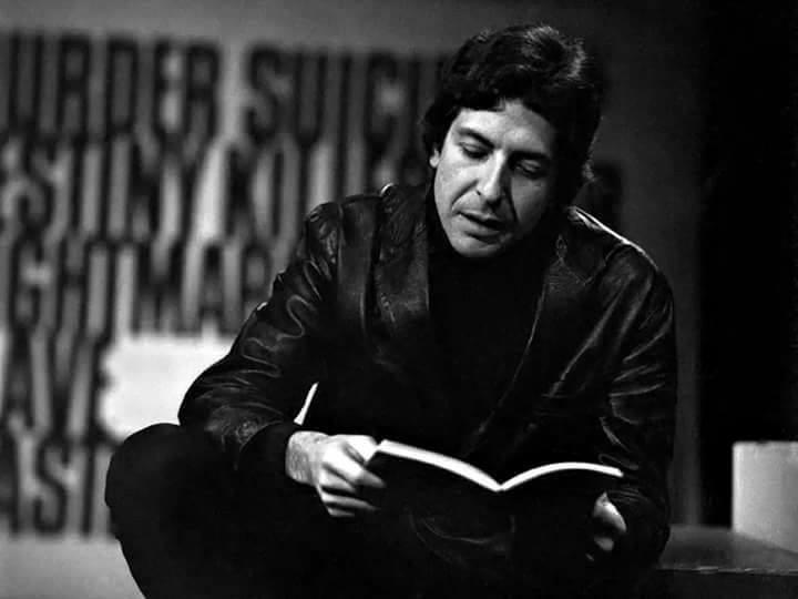 Večer Leonarda Cohena – pjesnička i glazbena radionica Društvenog centra Valpovo
