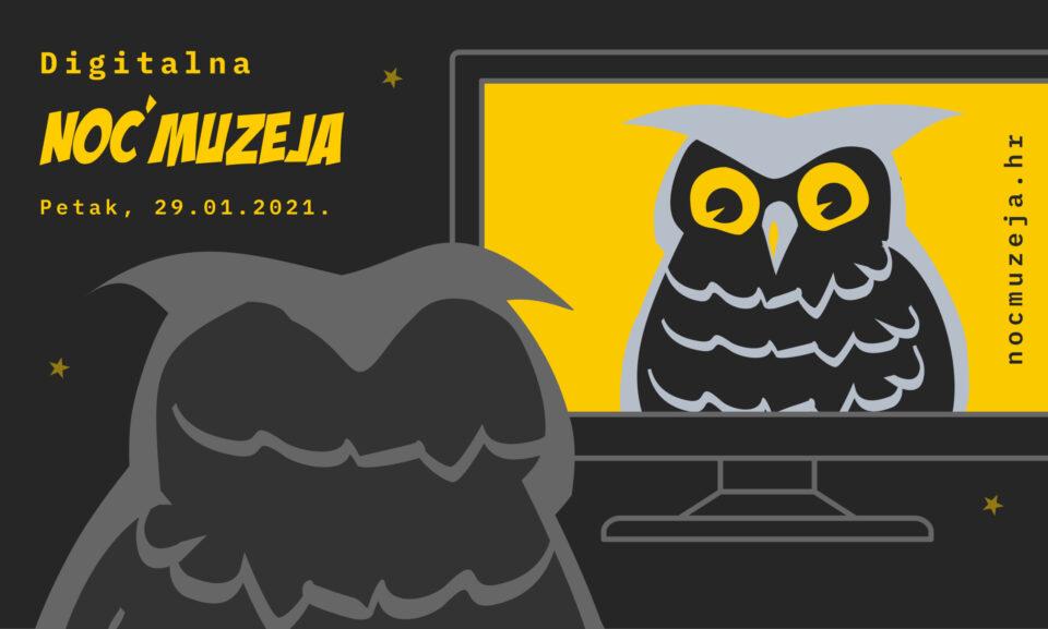 Digitalne Noći muzeja 2021.