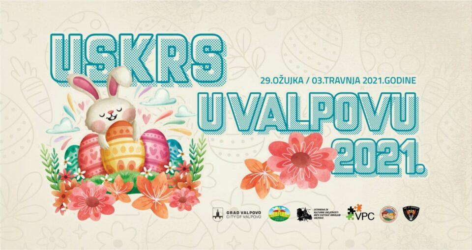 """""""USKRS U VALPOVU 2021."""" (29.03. – 03.04.)"""
