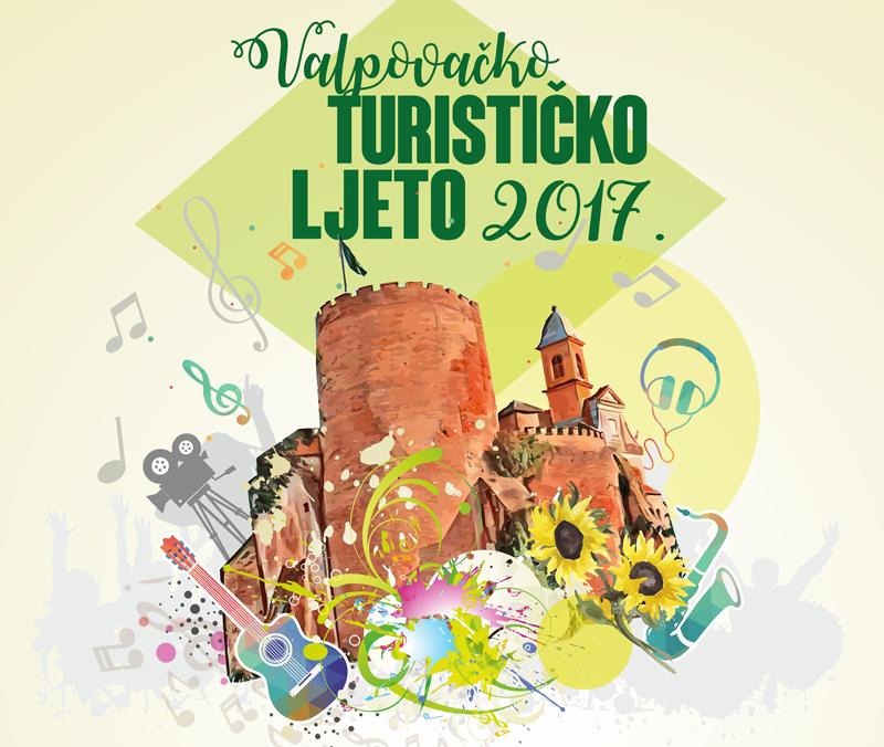 Valpovačko turističko ljeto 2017.