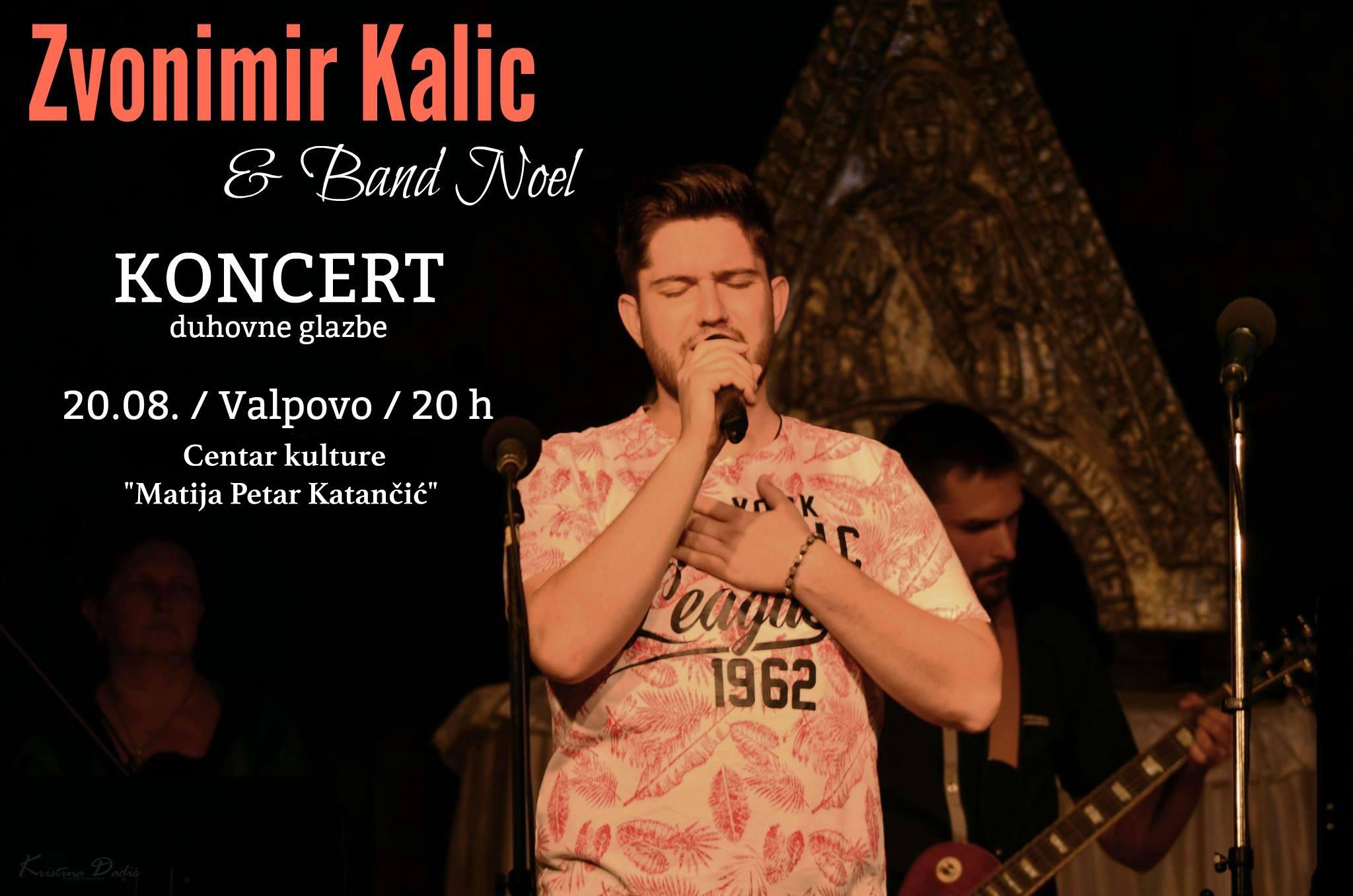 Zvonimir Kalić & Band Noel