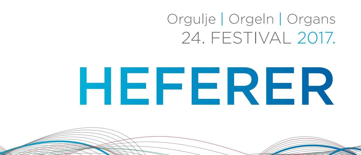 24. Festival Orgulje Heferer u Valpovu