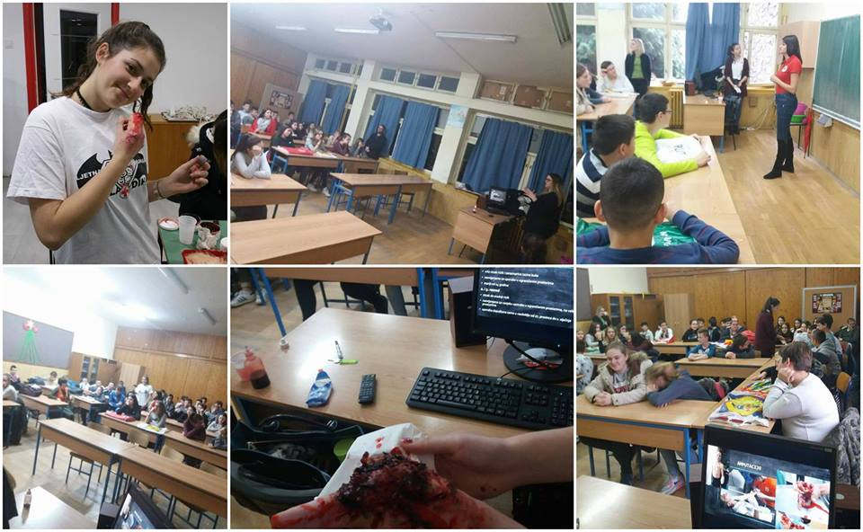 ADVENT U VALPOVU 2017: Edukativna radionica – stop petardama