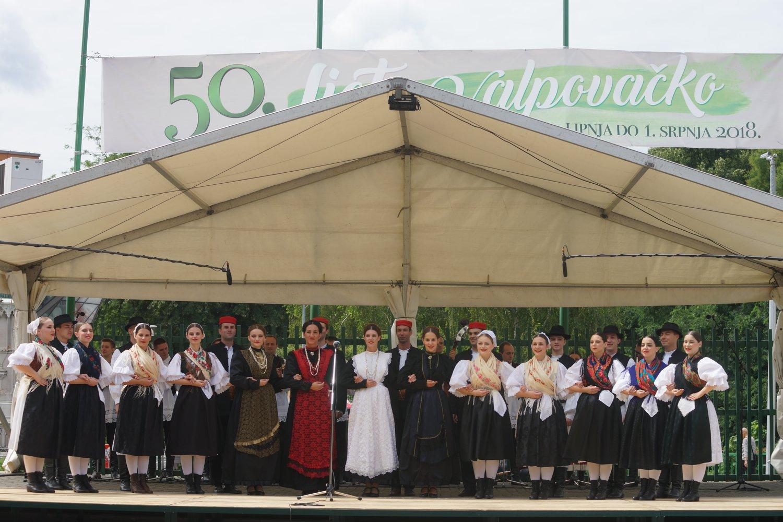 """50. LJETO VALPOVAČKO – DAN 3. – NASTUP SKUDa FA """"I.G. KOVAČIĆ"""" ZG"""