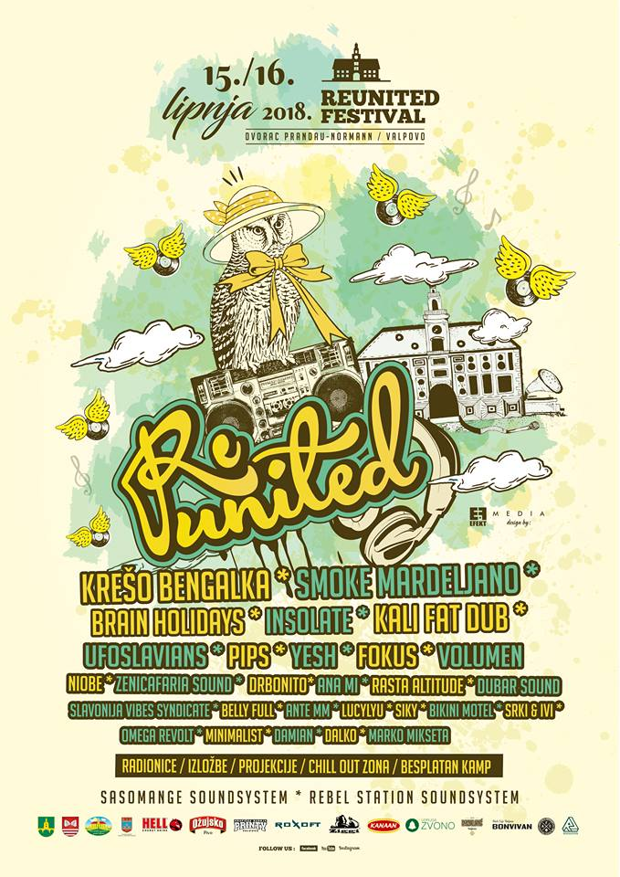 Reunited Festival 2018.