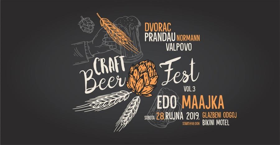 VALPOVO CRAFT BEER FESTIVAL 2019.