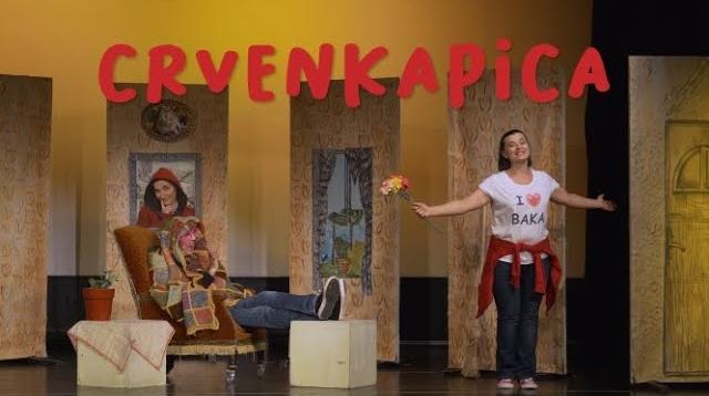 """Projekt Udruge """"MALA OPERA"""" – """"OPERA U GOSTIMA"""", u sklopu kojega možete pogledati opernu predstavu """"CRVENKAPICA"""""""