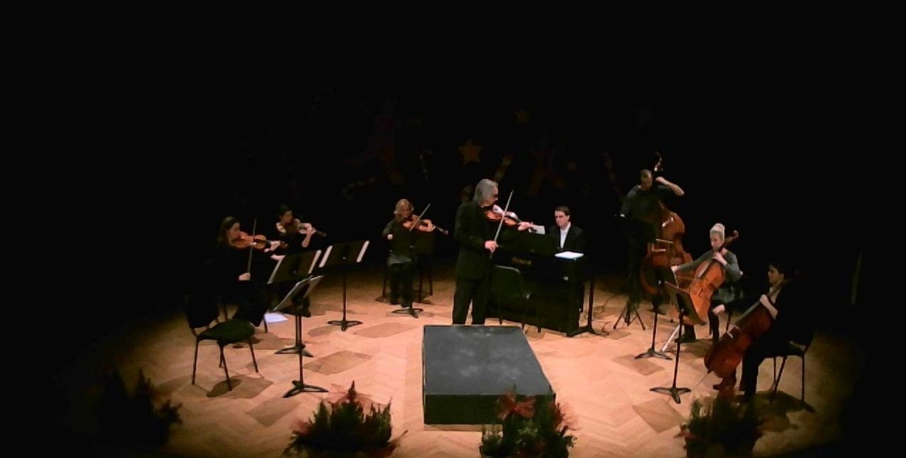 BOŽIĆNO-NOVOGODIŠNJI KONCERT opernog orkestra HNK-a OSIJEK (LIVE STREAM)