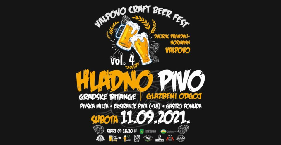 Valpovo CRAFT BEER FEST Vol. 4